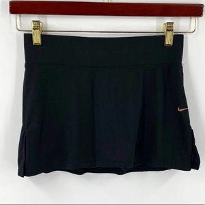 EUC Nike Dri Fit Athletic Skort Black